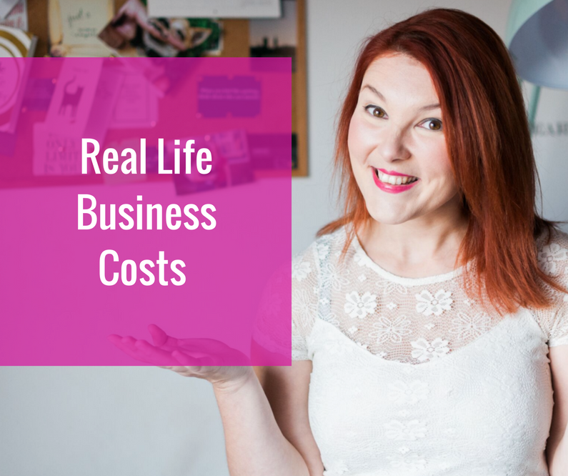 Real Life Business Costs